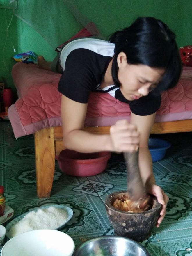 Câu chuyện của cô gái Nghệ An khiến những người hay than vãn phải tự thấy đỏ mặt - Ảnh 2.