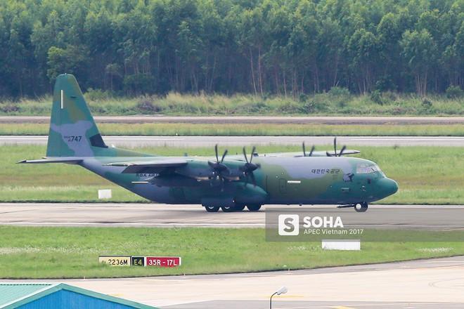 [ẢNH] Nhìn lại dàn máy bay, chuyên cơ khủng đổ về Đà Nẵng trong Tuần lễ Cấp cao APEC - Ảnh 15.