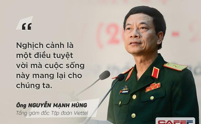 CEO Viettel truyền cảm hứng cho bạn trẻ với câu chuyện về nữ hoàng khởi nghiệp của Việt Nam