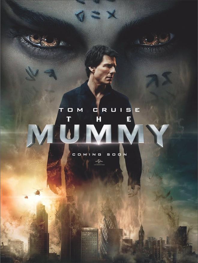 The Mummy 2017 - Sự đổi mới đầy thú vị cho dòng phim về xác ướp - Ảnh 3.