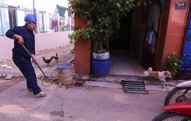 Dẫn chó cưng đi chợ không rọ mõm, người dân bất ngờ khi bị Đội săn bắt chó TP HCM hốt về - Ảnh 6.