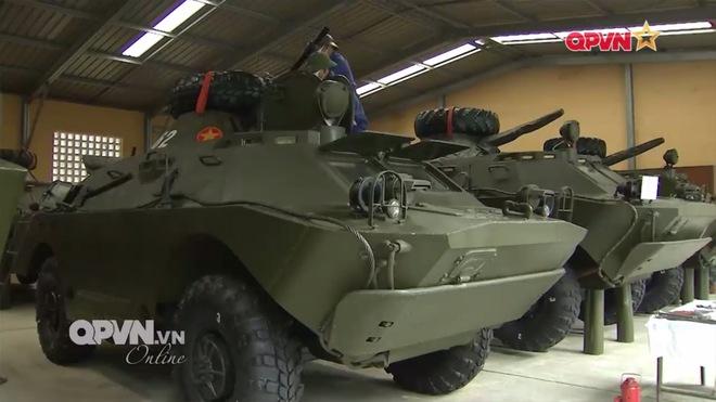 Ấn tượng quân sự Việt Nam tuần qua: Số lượng lớn xe tăng - thiết giáp đang được dự trữ - Ảnh 1.