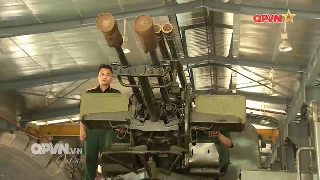 Việt Nam chế tạo tổ hợp pháo - tên lửa phòng không tự hành tầm thấp - Ảnh 3.
