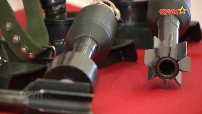Súng cối và đạn cối triệt âm 50 mm Việt Nam có gì đặc biệt? - Ảnh 2.