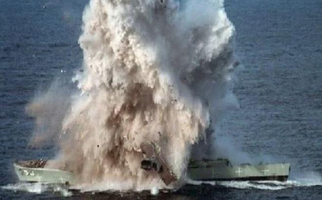 """""""Quái vật"""" trong lòng đại dương khiến mọi kẻ địch của Mỹ run rẩy"""