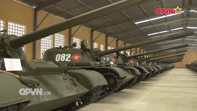Ấn tượng quân sự Việt Nam tuần qua: Số lượng lớn xe tăng - thiết giáp đang được dự trữ - Ảnh 2.