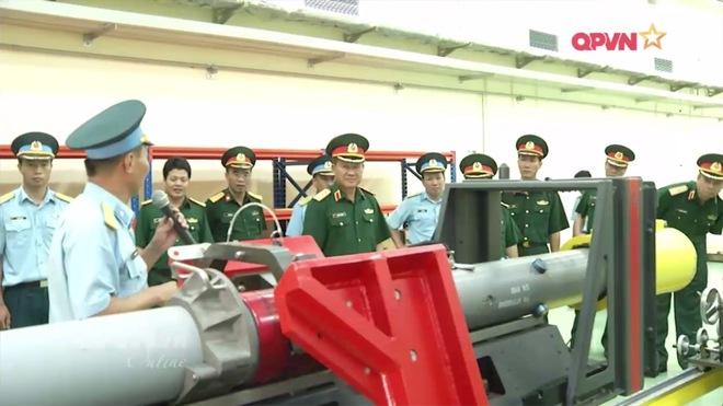Ấn tượng quân sự Việt Nam tuần qua: Vũ khí tự động do Việt Nam nghiên cứu chế tạo - Ảnh 6.