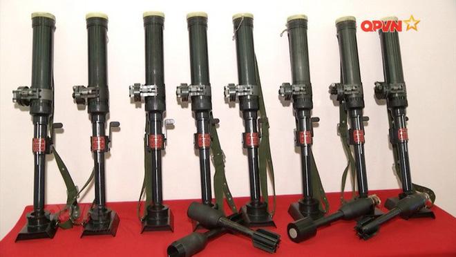 Súng cối và đạn cối triệt âm 50 mm Việt Nam có gì đặc biệt? - Ảnh 1.