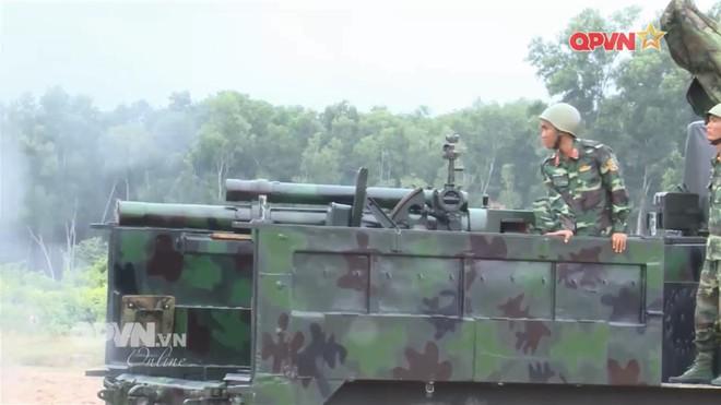 Việt Nam tích hợp cối 100 mm cho thiết giáp M113, đưa pháo cao xạ lên xe bánh xích M548 - Ảnh 3.