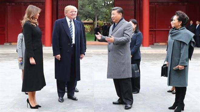 Một ngày bận rộn của Tổng thống Trump: Tham quan Tử Cấm Thành, thưởng thức Kinh kịch - Ảnh 4.