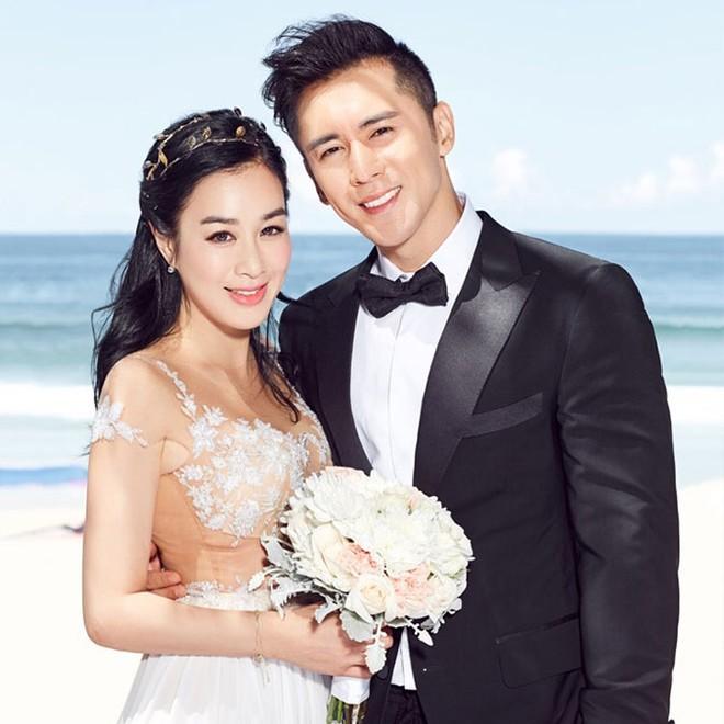 Mỹ nhân gốc Việt - Chung Lệ Đề mang thai với chồng thứ 3 kém 12 tuổi - Ảnh 5.