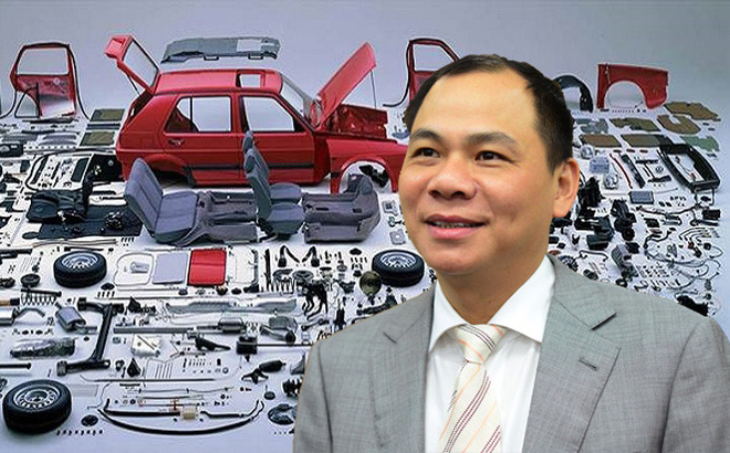 Dự án sản xuất ô tô của Vingroup được hưởng những ưu đãi đặc biệt nào?