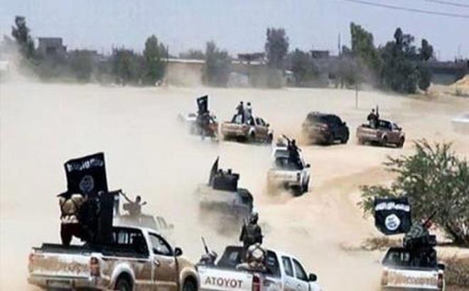 Chiến trường Syria: Thế trận cờ tàn