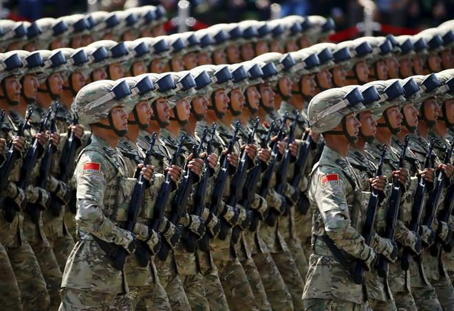 Hình ảnh diễn tập DT-17 của Việt Nam xuất hiện trên mạng Trung Quốc - Ảnh 5.