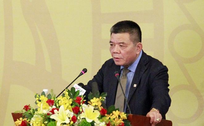 Tin đồn liên quan đến ông Trần Bắc Hà khiến cổ phiếu Ngân hàng BIDV giảm mạnh