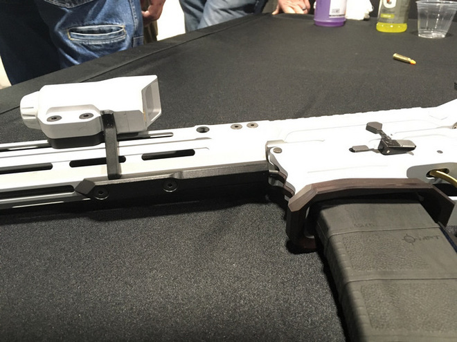 Bộ đếm đạn điện tử dành cho súng AR-15 - Ảnh 4.