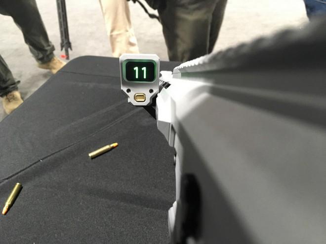 Bộ đếm đạn điện tử dành cho súng AR-15 - Ảnh 5.