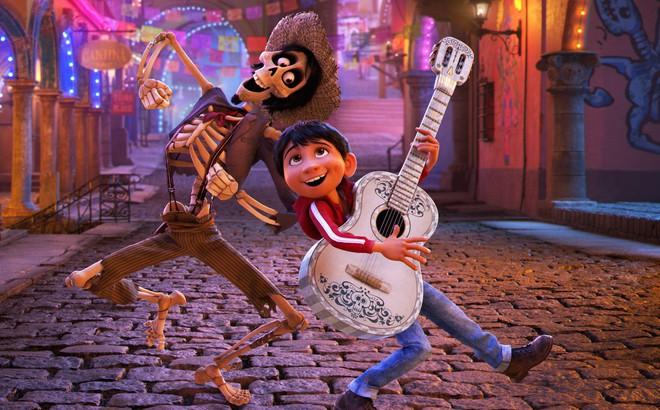 Phim hoạt hình Coco: Sắc màu kỳ diệu của xưởng phim Pixar lừng danh