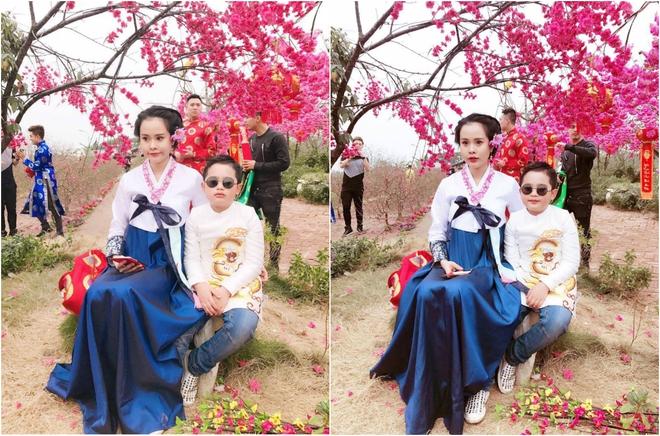 Bà mẹ Quảng Ninh bị nhầm là chị gái của con trai vì quá trẻ - Ảnh 3.