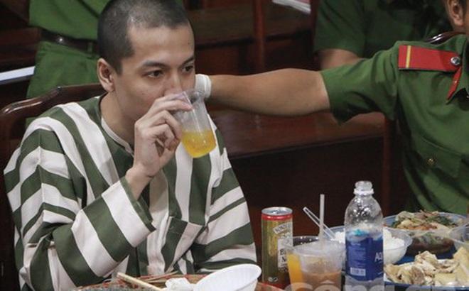 Tử tù Nguyễn Hải Dương được ăn bữa cơm cuối cùng lúc 4 giờ sáng