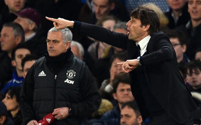 """Mourinho khó sang PSG, bởi Conte cũng đang nhăm nhe """"cướp ghế nóng"""""""