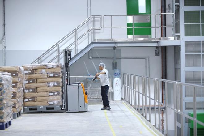 Cận cảnh nhà máy 70 triệu USD của Nestlé tại Hưng Yên - Ảnh 11.