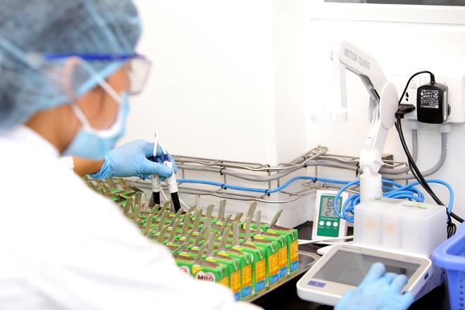 Cận cảnh nhà máy 70 triệu USD của Nestlé tại Hưng Yên - Ảnh 7.