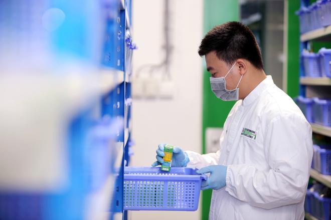 Cận cảnh nhà máy 70 triệu USD của Nestlé tại Hưng Yên - Ảnh 8.