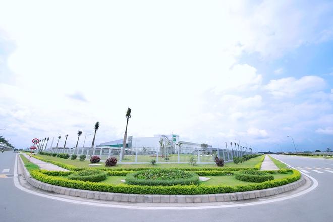 Cận cảnh nhà máy 70 triệu USD của Nestlé tại Hưng Yên - Ảnh 3.