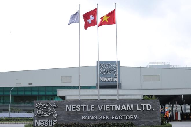 Cận cảnh nhà máy 70 triệu USD của Nestlé tại Hưng Yên - Ảnh 1.