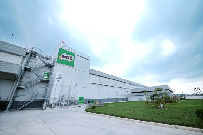 Cận cảnh nhà máy 70 triệu USD của Nestlé tại Hưng Yên - Ảnh 2.