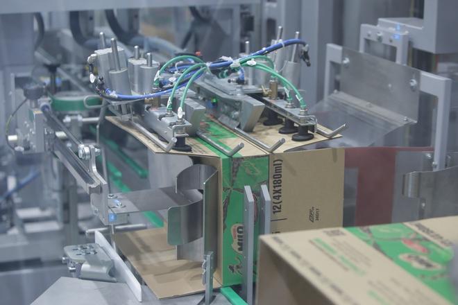 Cận cảnh nhà máy 70 triệu USD của Nestlé tại Hưng Yên - Ảnh 10.