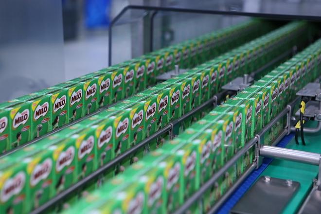 Cận cảnh nhà máy 70 triệu USD của Nestlé tại Hưng Yên - Ảnh 9.