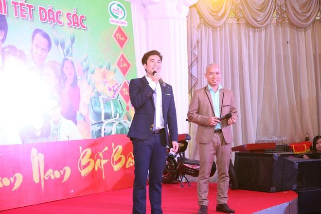 Trung Ruồi, Minh Tít tham gia phim hài Tết  - Ảnh 1.