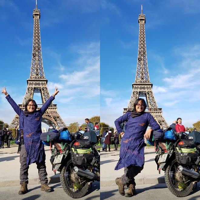 Chàng trai phượt bằng xe máy qua 23 nước: Tổng chi phí và công cuộc xin visa cho chuyến đi - Ảnh 1.