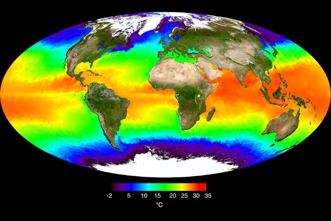 Đại dương diễn biến cực đoan: Nóng lên không ngừng khiến giới khoa học lo ngại - Ảnh 1.