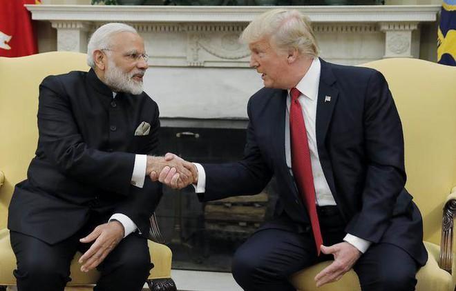 Mỹ và 3 ông lớn Nga-Trung-Ấn: Cuộc chơi đẳng cấp của Tổng thống Trump - Ảnh 1.
