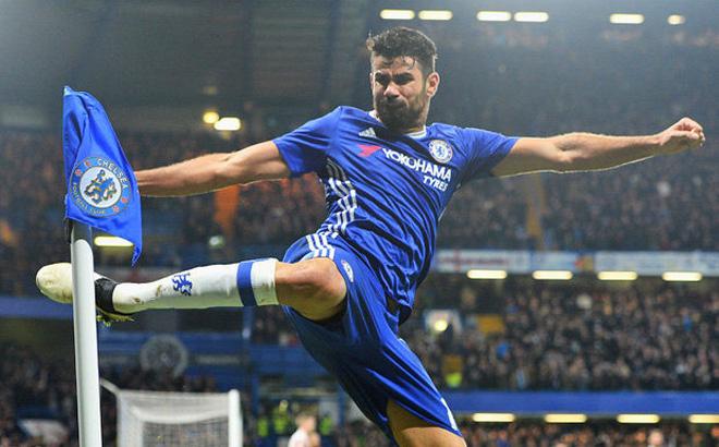 Hồ sơ chuyển nhượng 31/8: Diego Costa tự chặt đứt cơ hội rời khỏi Chelsea?