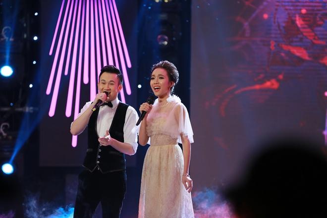 Dương Triệu Vũ tranh luận căng thẳng với Đàm Vĩnh Hưng - Ảnh 1.
