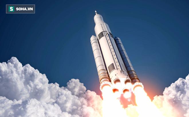 NASA phóng thử tên lửa trong kế hoạch chinh phục sao Hỏa. Ảnh: NASA.