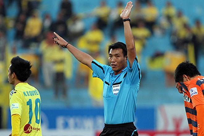 Cựu trọng tài FIFA của Việt Nam và những tâm tư bây giờ mới kể - Ảnh 1.