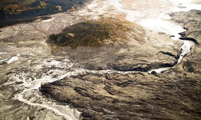 Bí ẩn dòng sông mất hết sạch nước trong 4 ngày cuối cùng đã có lời giải - ảnh 2