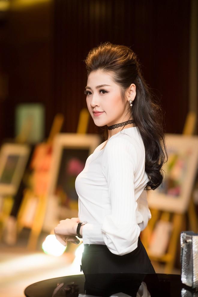 Nhan sắc nổi bật của Á hậu Tú Anh và Hoa hậu Mai Phương Thúy tại sự kiện - Ảnh 6.
