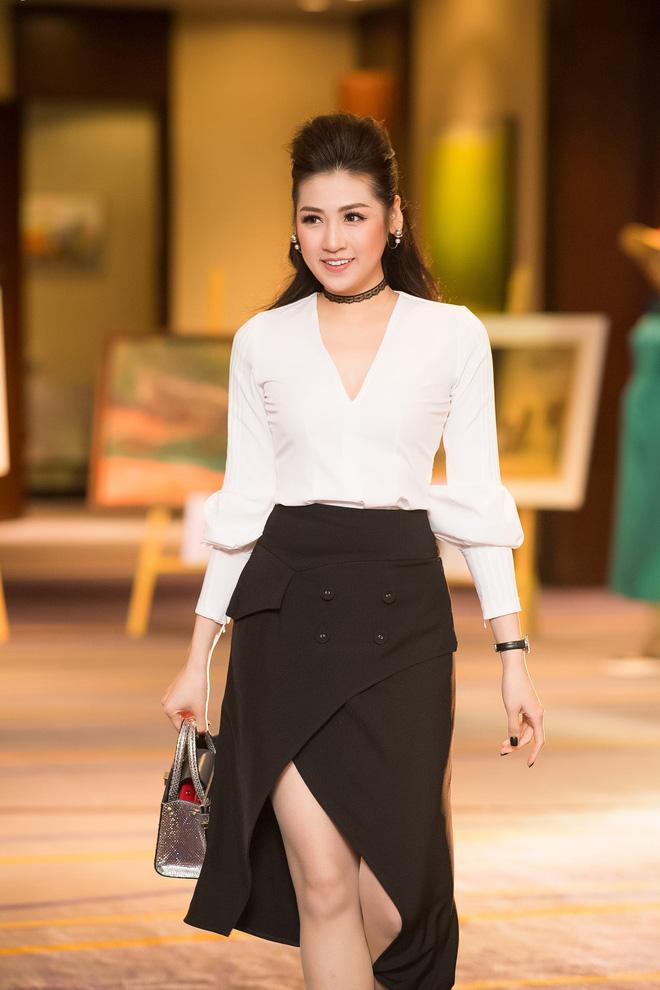Nhan sắc nổi bật của Á hậu Tú Anh và Hoa hậu Mai Phương Thúy tại sự kiện - Ảnh 5.