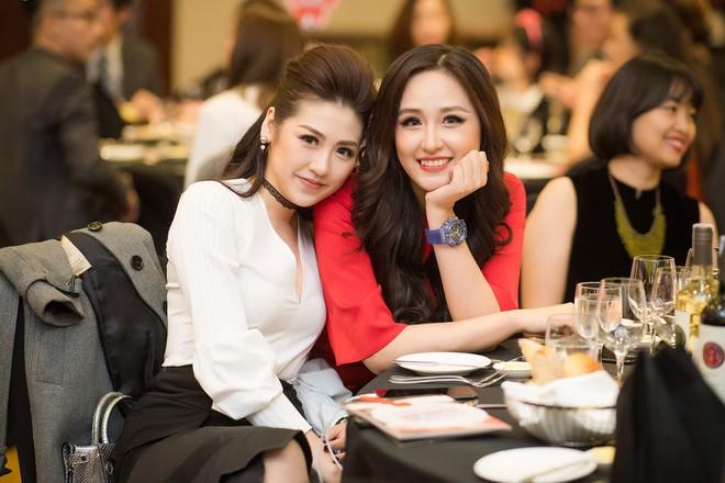 Nhan sắc nổi bật của Á hậu Tú Anh và Hoa hậu Mai Phương Thúy tại sự kiện - Ảnh 3.