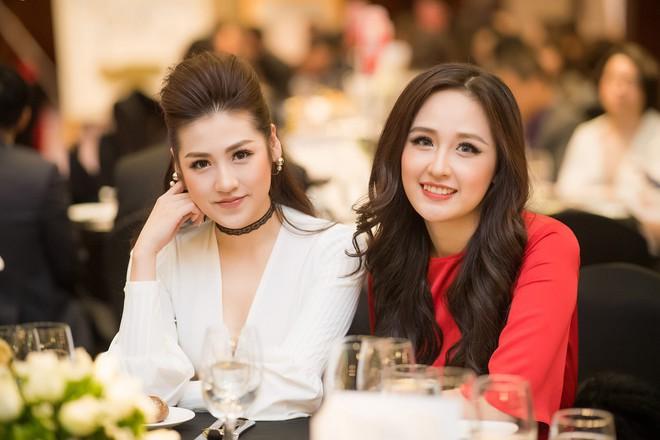 Nhan sắc nổi bật của Á hậu Tú Anh và Hoa hậu Mai Phương Thúy tại sự kiện - Ảnh 2.