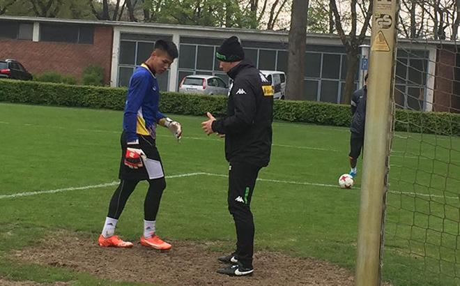 U20 Việt Nam đối mặt thách thức khắc nghiệt tại Đức