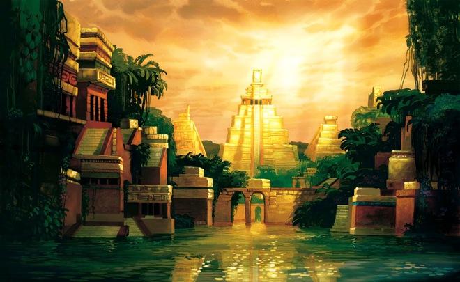 Bí mật những siêu thành phố ngầm dưới lòng đất: Người Maya, Ai Cập đều tin là có thật - Ảnh 2.