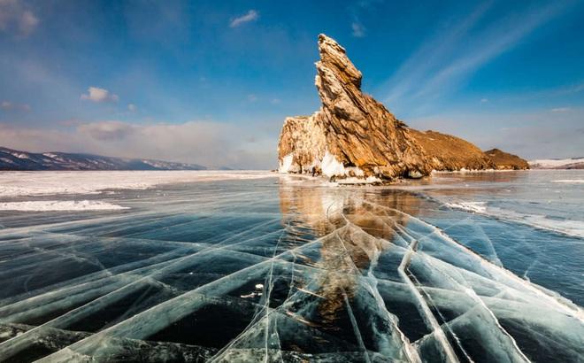 Ảnh minh họa: Sông băng (nguồn: IFL Science).