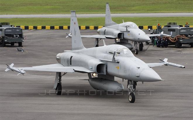 Khôi phục và nâng cấp F-5E để phối hợp tác chiến cùng Su-27/30 - Tại sao không?